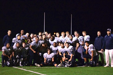 Football Goes Undefeated
