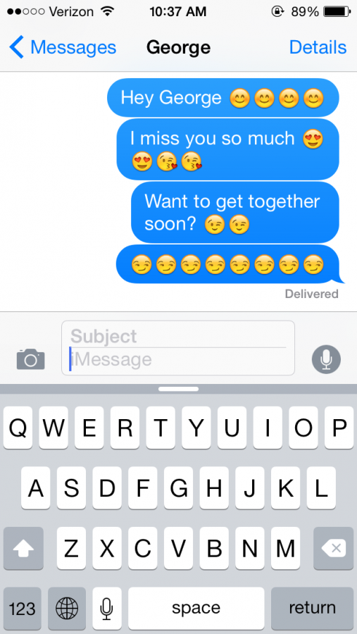 What emojis to use when flirting