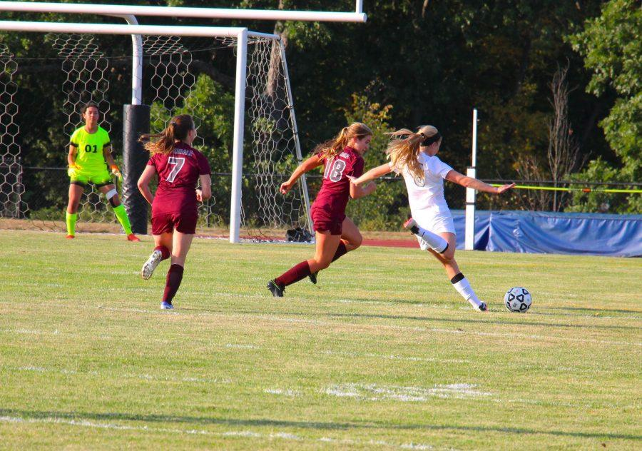 Hackley Hornets Exhibit Athletic Dominance at Fall Sting