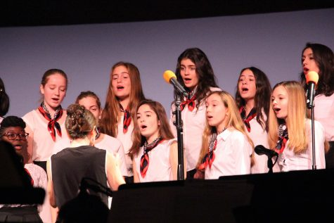 Collage Concert showcases performing arts talent