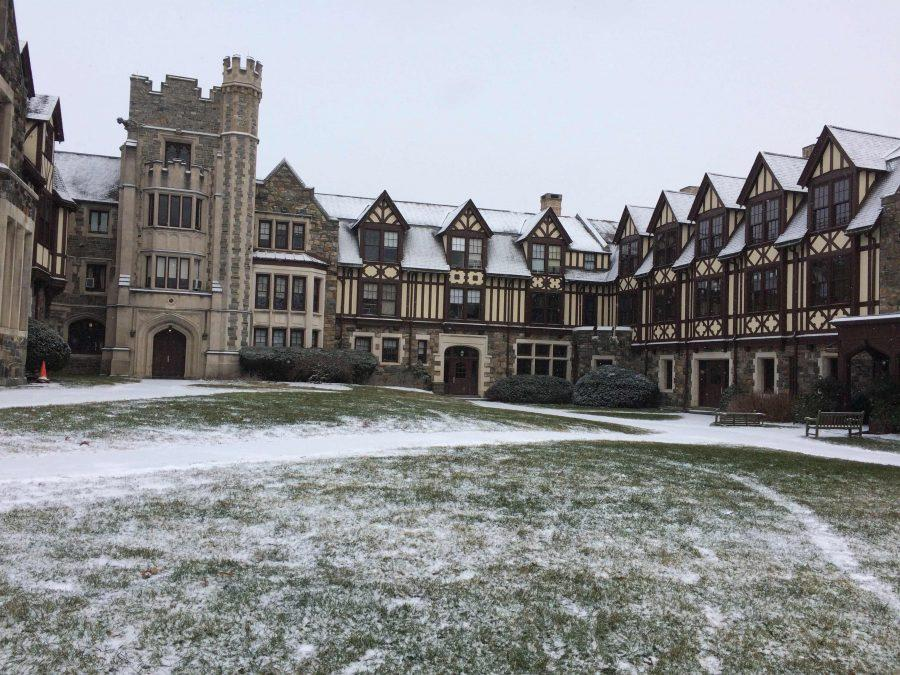 Snow days keep you off the Hilltop, but creatively entertained inside and outdoors.