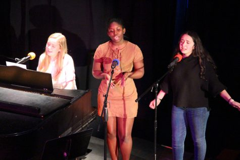Winter Coffeehouse heats up PAC with talent