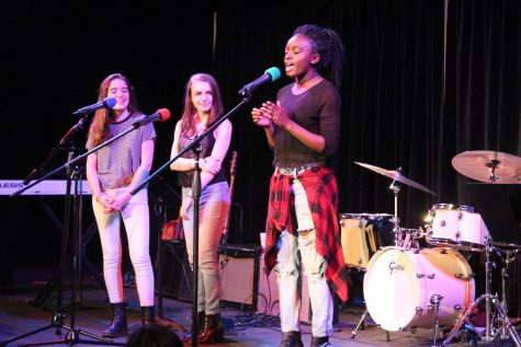 Coffeehouse showcases Hackley's artistic voices