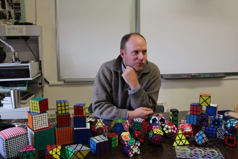 Mr. Gruenberg's passion for puzzles is mind-boggling