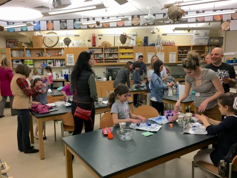 STEM Night inspires Lower School students