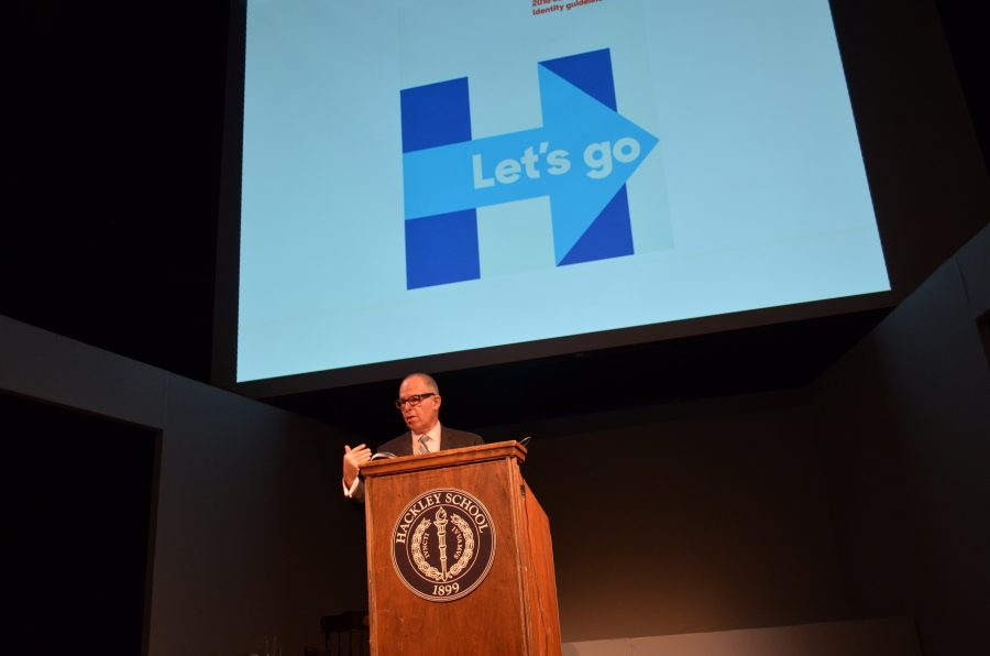Forbes Lecturer Michael Bierut was responsible for designing Hillary Clinton's campaign logo in 2016.