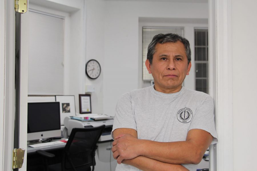 Victor Barreto reminisced to The Dial about Hackley and reflects on his own past. He has very fond memories of students growing and graduating.