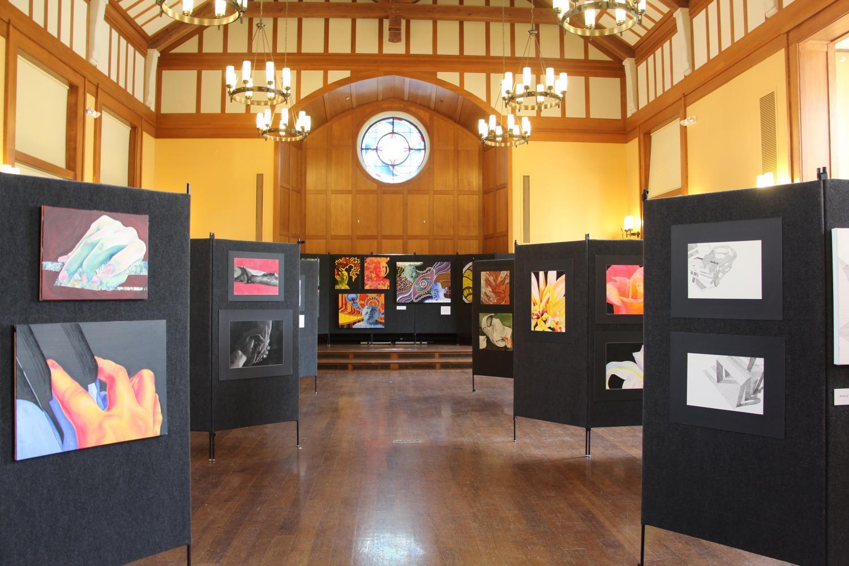The 2017 AP Art Show