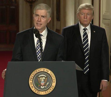 Judge Neil Gorsuch:  New Supreme Court Justice
