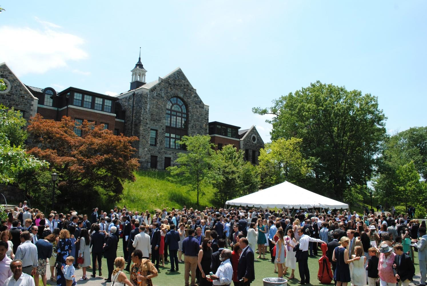 Hackley Salutes Class of 2017 at 118th Commencement