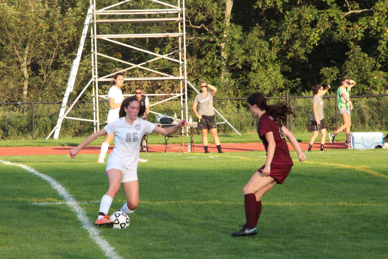 Hackley Girls Teams Dominate at Fall Sting