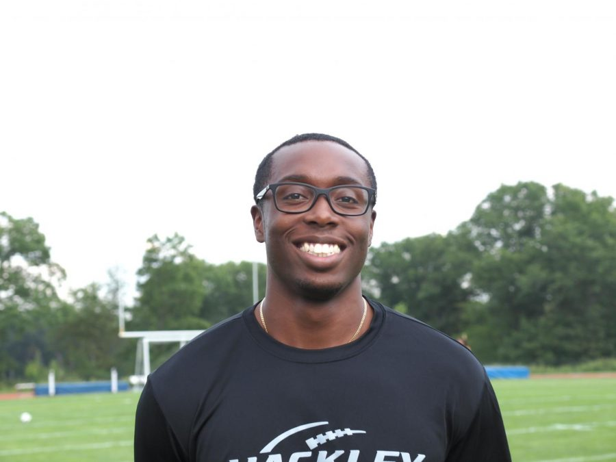 New faces on Hackley's coaching staff