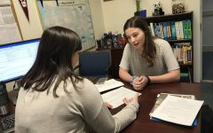 Students now have their official college counselors during sophomore year