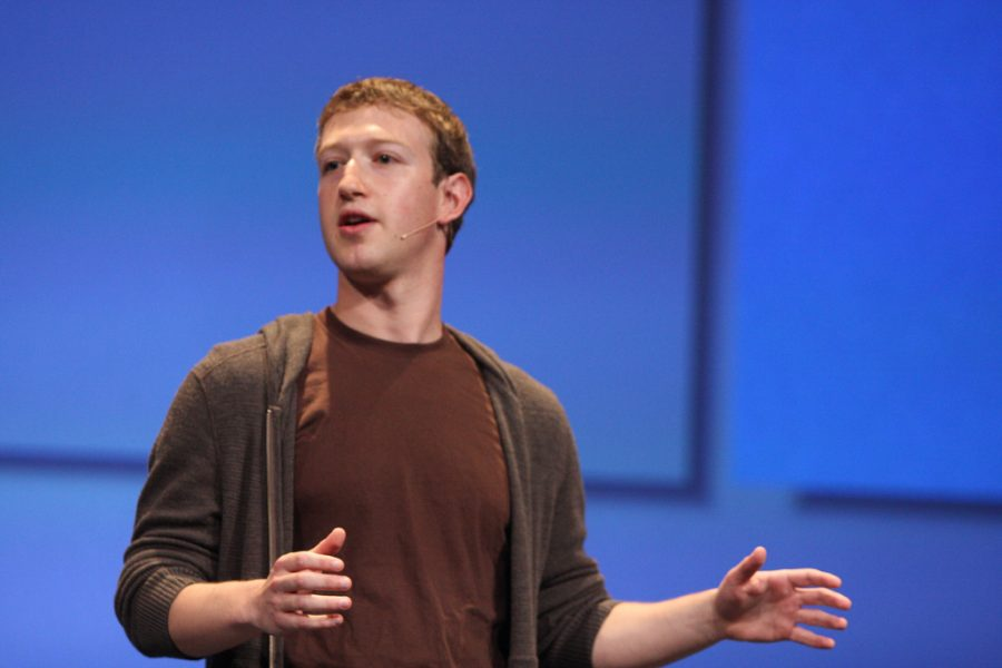 Facebook founder and CEO Mark Zuckerberg, above, came under fire after the data of 87 million Facebook users was breached. The scandal involved British data consulting firm Cambridge Analytica. Zuckerberg spoke before Congress about the scandal on April 10th.