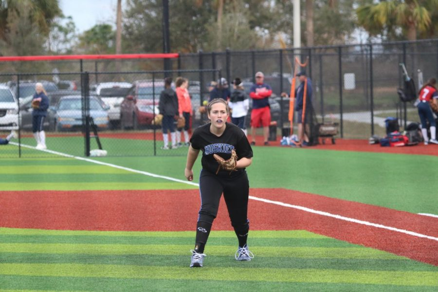 Abbey Schiller has a strong desire to play softball for four more years after high school. Hackley's impressive sports programs have allowed many students to continue their athletic careers in college. There are currently fifty-one Hackley graduates who are playing at the collegiate level.