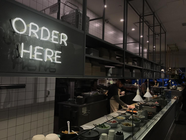 Restaurant chain Dig Inn brings food fresh from local farmers to supply their almost entirely vegan menu.
