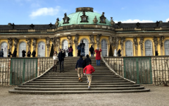 Students indulge in history on the streets of Germany