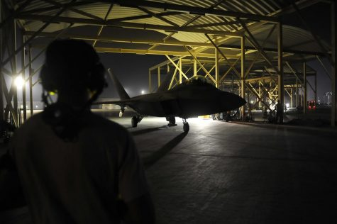 American airstrikes in Syria provoke international tension