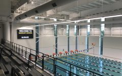 New pool facility completed