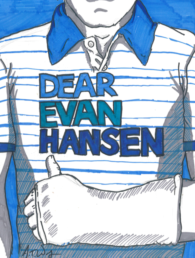 Dear+Evan+Hansen%2C+a+broadway+play+that+discusses+such+contemporary+issues+as+mental+health%2C+is+one+of+junior+Sophia+Masotti%E2%80%99s+favorite+plays.+An+avid+consumer+of+theater%2C+Sophia+has+seen+numerous+plays+on+Broadway+like+Angels+in+America+and+the+Lion+King+as+well.+Sophia+feels+that+she+serves+as+a+part+of+something+bigger+than+herself+while+she+sees+theatrical+productions.+