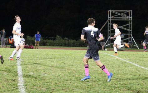Senior Matthew Braver's diligent preparation helps him lead the boys soccer team
