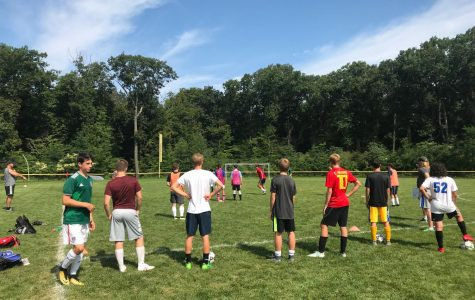 Boys' Soccer came up short in NYSAIS, ending an otherwise successful season