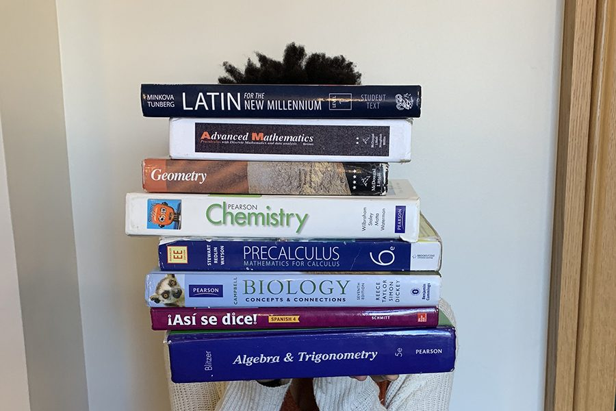 Midterms prepare students for college despite the perception that they cause undue stress