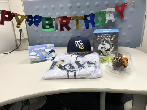 Tampa Bay Rays Internship Day 2