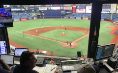 Tampa Bay Rays Internship Day 3 - Game Day