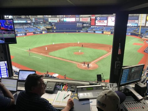 Tampa Bay Rays Internship Day 3 – Game Day