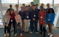 Students from the Independent Research Program and Advanced Biology visit Regeneron Pharmaceuticals