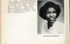 Ilyasah Shabazz, alumna, author, and daughter of Malcolm X, reflects on her time at Hackley
