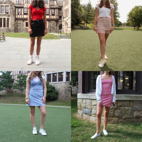 At Hackley, Brandy Melville is worn by many students. However, the body image it perpetuates is often unknown to students. And more often than not, Brandy clothes are not in dress code.